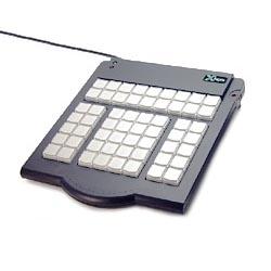 PIエンジニアリング XP-YS05-USB-R [X-Keys プロフェッショナル USBインタフェース 58キー]