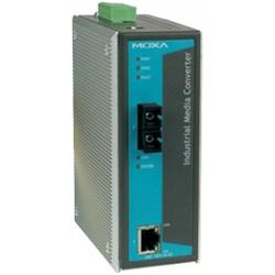 MOXA IMC-101-M-SC [10/100BaseT to 100BaseFX コンバータ マルチモード]