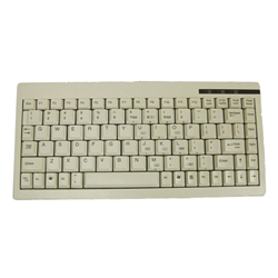 ユーエーシー ACK-595-US-USB-R [有線キーボード(USB) 88キー英語 ホワイト]