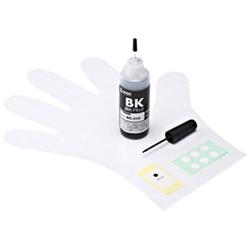 サンワサプライ INK-C310B60S [詰め替えインク (顔料ブラック・60ml) BC-310用]