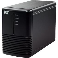 ラトックシステム RS-EC32-U3R [USB3.0 RAID HDDケース(HDD2台用)]