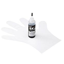 サンワサプライ INK-C326B60 [詰替インク(ブラック・60ml) BCI-326BK用]