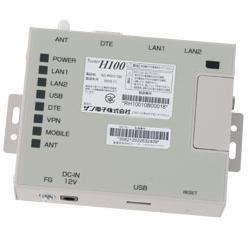 サン電子 SC-RSH100 [HSPA通信モジュール一体型ルータ「Rooster-H100」]