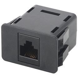 摂津金属工業 NPLCD-T9023 [LAN用中継コネクタ CAT6]