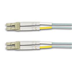 ブラックボックス・ネットワークサービス EFNT010-002M-LCLC [10Gb MM 50μファイバパッチケーブル PVC LC/LC 2m]
