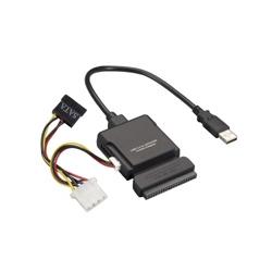 ブラックボックス・ネットワークサービス USB2.0->IDE/S-ATAコンボ・アダプタ