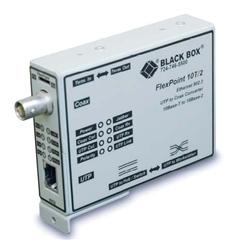 ブラックボックス・ネットワークサービス LMC211A-MM [FLEXPOINTコンバータ10BASE-FL/BNC]