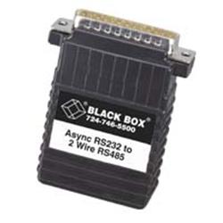 ブラックボックス・ネットワークサービス ASYNC 232<>485コンバータ DB25F-TB