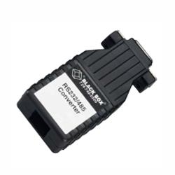 ブラックボックス・ネットワークサービス RS-232-485コンバータ(DB9M-RJ45)
