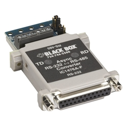 ブラックボックス・ネットワークサービス IC1476A-F-JP [RS232-485コンバータ DB25F/TB]
