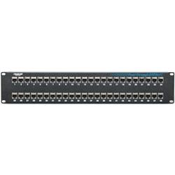 ブラックボックス・ネットワークサービス JPM806A-R2 [CAT5Eフィードスルー・パッチパネル STP 48P]