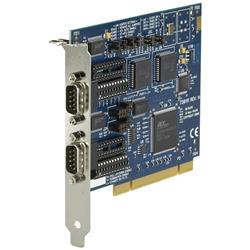 ブラックボックス・ネットワークサービス RS232/422/485 PCIアダプタ 2P