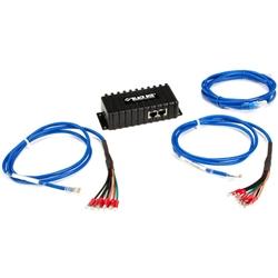 ブラックボックス・ネットワークサービス デジタルI/Oセンサ (1.5mケーブル付) RJ-45(2)=>ドライ接点(8)