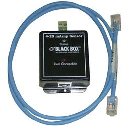 ブラックボックス・ネットワークサービス 4-20 mAコンバータ