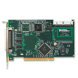 ナショナルインスツルメンツ NDAQ 777918-01 [PCI-6601、NI-DAQソフトウェア(Win/Mac OS用)付]