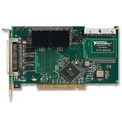 ナショナルインスツルメンツ NDAQ 777531-01 [PCI-6602、NI-DAQソフトウェア(Win/Mac OS用)付]