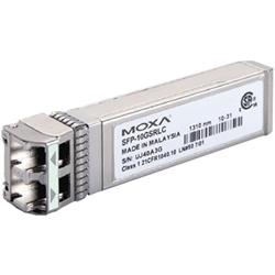 MOXA SFP-10GSRLC [1ポート10 ギガビットイーサネットSFP + モジュール]
