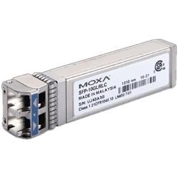MOXA SFP-10GLRLC [1ポート10 ギガビットイーサネットSFP + モジュール]