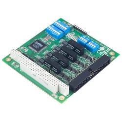 MOXA CA-134I [4ポート RS-422/485ボード、PC/104バス]
