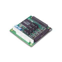 MOXA CB-134I [4ポート RS-422/485モジュール、PC/104-plusバス]