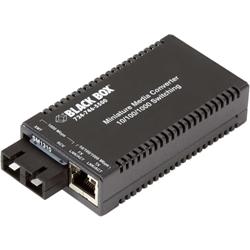 ブラックボックス・ネットワークサービス LGC121A-R2 [ミニメディアコンバータ シングルSC1310(10KM)]