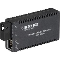 ブラックボックス・ネットワークサービス LGC126A-R2 [ミニメディアコンバータ 1550TX/1310RX 10KM]
