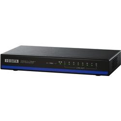 アイオーデータ ETX-ESH08NBK [省電力機能 100BASE-TX対応8ポートスイッチ ブラック]