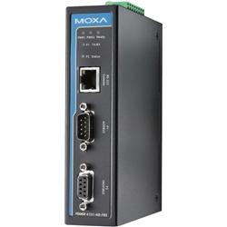 MOXA MGate 4101-MB-PBS-T [Modbusシリアル⇒Profibusスレーブ・ゲートウェイ]