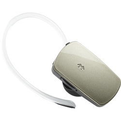 LBT-MPHS400MGD [Bluetooth3.0準拠音楽対応ミニヘッドセット/ゴールド]