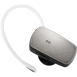 ロジテック LBT-MPHS400MSV [Bluetooth3.0準拠音楽対応ミニヘッドセット/シルバー]