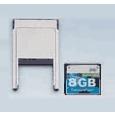 ラインアイ MC-8GCF [8GB CFカード(PCアダプタ付)]