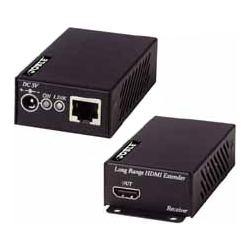 ジョブル HE02E [HDMI信号CAT5e長距離伝送器]