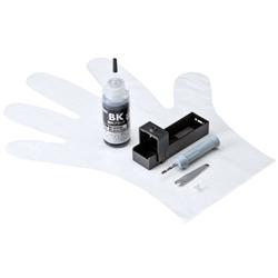 サンワサプライ INK-C350B30S [詰め替えインク BCI-350PGBK用]