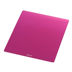 BSPD10PK [マウスパッド メタル調 ピンク]