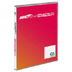 コンピュータ・アソシエイツ arcserve Replication CAXORPSF165J01C [Replication 16.5 Win StdOSファイルサーバ+1YM]