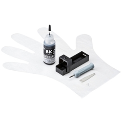 サンワサプライ INK-C351B30S [詰め替えインク(ブラック・30ml)]
