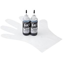 サンワサプライ INK-C350B120 [詰め替えインク(顔料ブラック・120ml)]