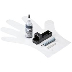 サンワサプライ INK-C351G30S [詰め替えインク(グレー・30ml)]