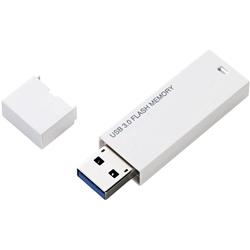 エレコム MF-MSU3A04GWH [セキュリティ対応 シンプルUSB3.0メモリ/4GB/ホワイト]