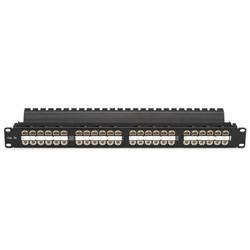 ブラックボックス・ネットワークサービス JPM810A-HD [SpaceGAIN フィードスルーパッチパネル C5e UTP用 1U]