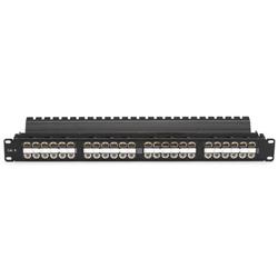 ブラックボックス・ネットワークサービス JPM820A-HD [SpaceGAIN フィードスルーパッチパネル C6 UTP用 1U]