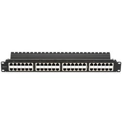 ブラックボックス・ネットワークサービス JPM806A-HD [SpaceGAIN フィードスルーパッチパネル C5e ScTP用 1U]