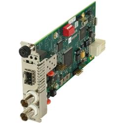 トランジションネットワークス C6210-3014 [光ファイバ シングルモード 1310nm SC 20km (2) BNC]