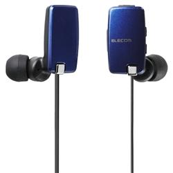 LBT-HP05NAVBU [Bluetoothステレオイヤホン/AV用/NFC/ブルー]