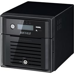 バッファロー TS5200D0202S [ACC One-Click NAS Configuration対応 管理者・RAID機能搭載2ドライブNAS 2TB]